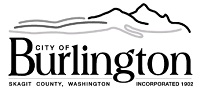 Photo of a logo saying City of Burlington